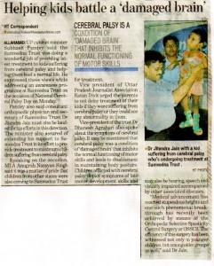 Cerebral Palsy India