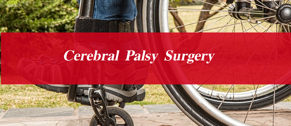 Cerebral Palsy Surgery in USA