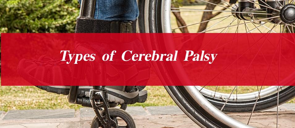 Cerebral Palsy Types MonoPlegia
