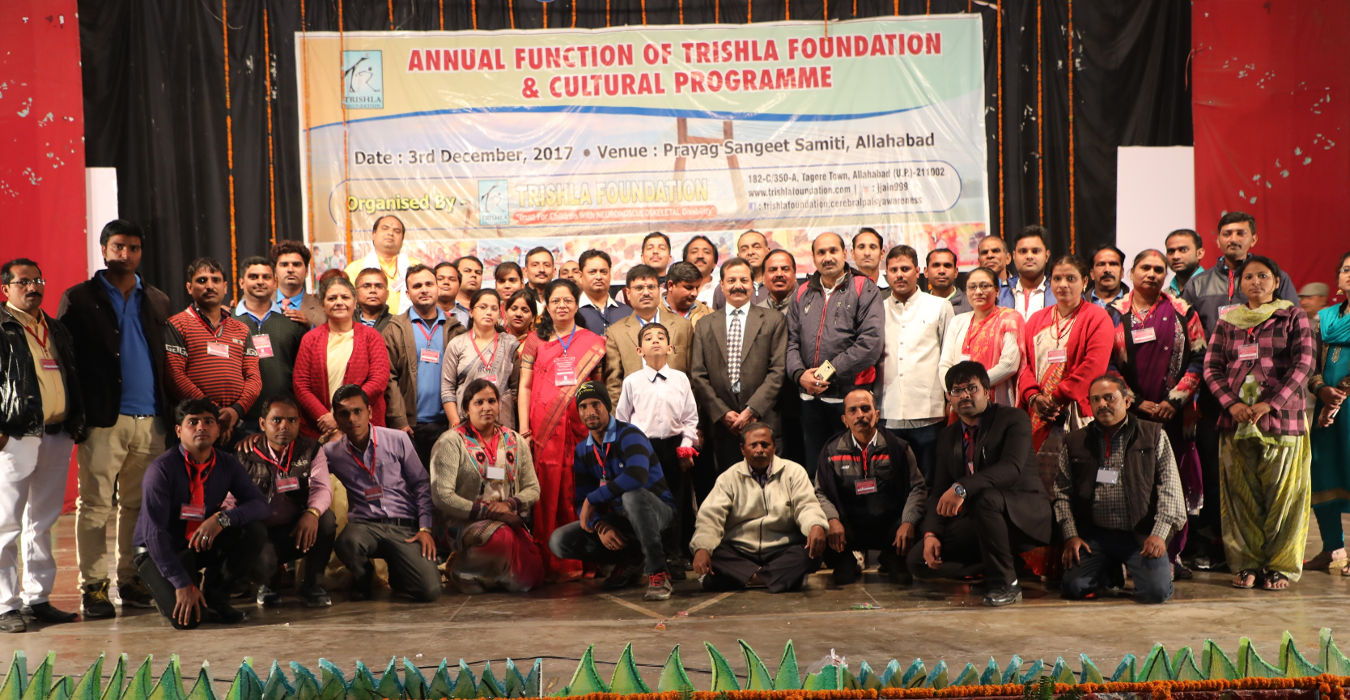 Trishla Foundation Annual Funcation
